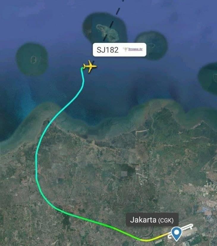 پرواز اندونزی