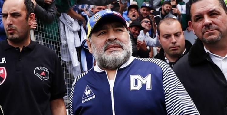 علت مرگ مارادونا چه بود