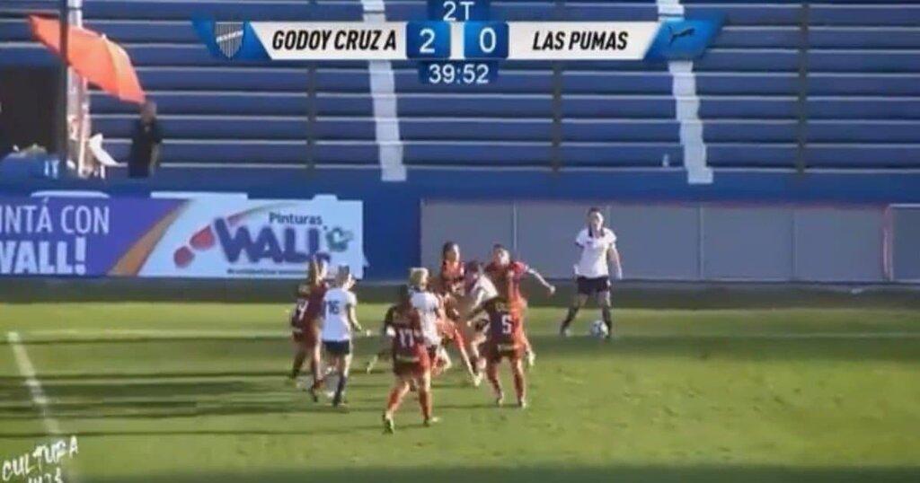 فوتبال زنان آرژانتین