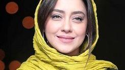 سکانس جنجالی بازی بهاره کیان افشار در سریال نوار زرد!+فیلم دیده نشده