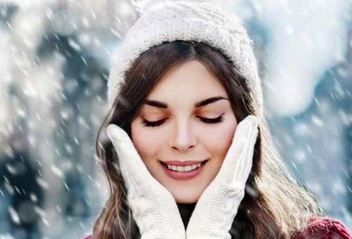 چگونه از پوست در سرما مراقبت کنیم؟