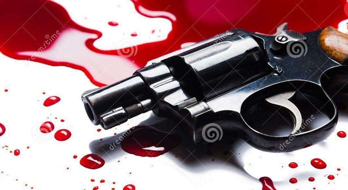 عشق به قتل ختم شد   پسر عاشق پیشه اسلحه کشید