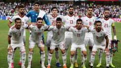 ترقه بازی تیم ملی ایران مقابل عراقی ها شروع شد