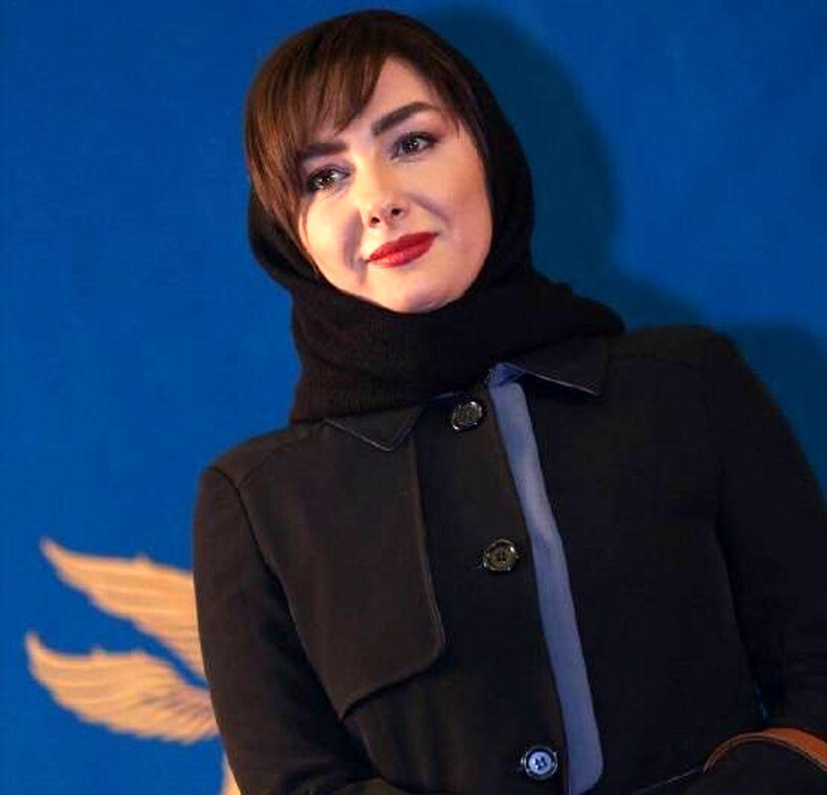 هانیه توسلی عاشق شد!+پست اینستاگرامی عاشقانه هانیه توسلی