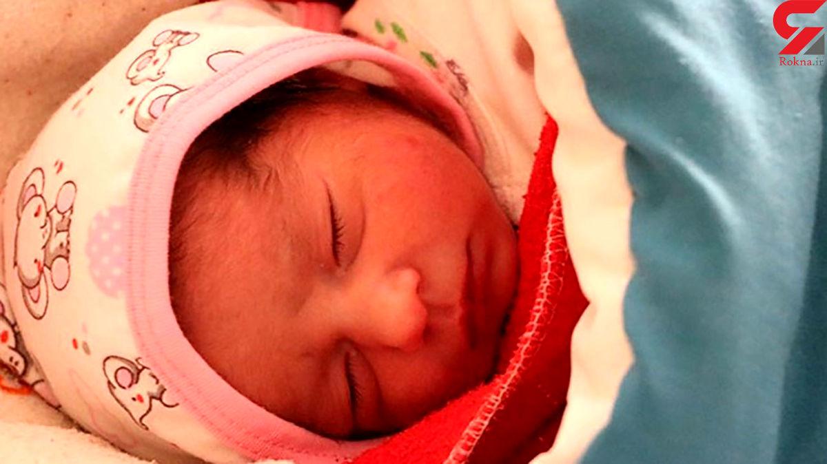 فروش نوزاد 2 ماهه در نطنز