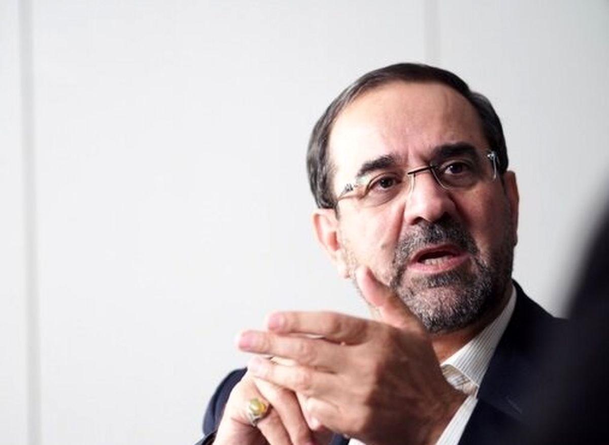 وزیر محمود احمدی نژاد برای انتخابات ریاست جمهوری اعلام کاندیداتوری کرد