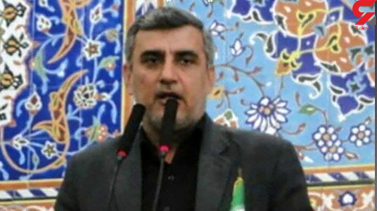 مداح معروف درگذشت + عکس