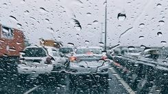 پیش بینی آب و هوا/امروز منتظر باران باشید