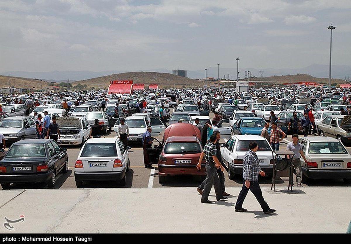 فروش فوری ویژه محصولات ایران خودرو+لیست قیمت و زمان تحویل