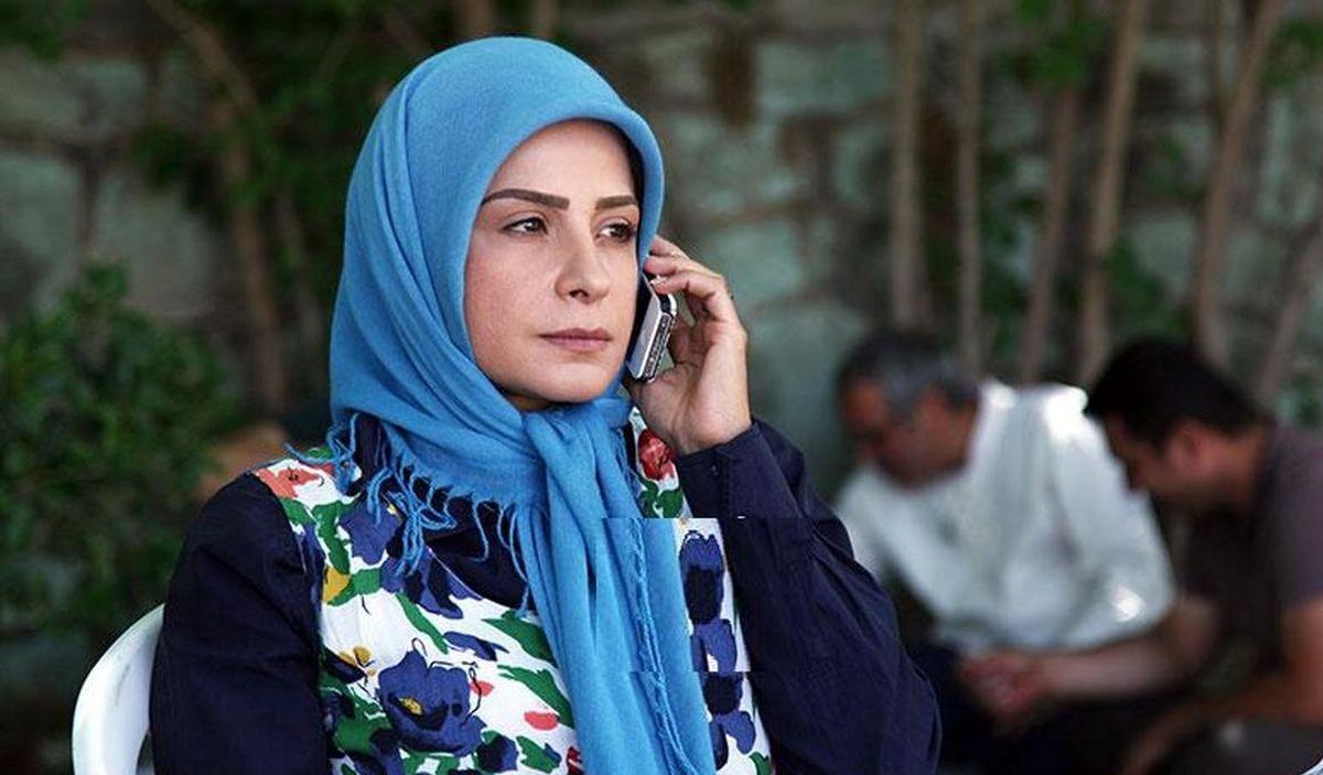 عکس سیما تیرانداز در کنار بازیگر معروف ایرانی+عکس دیده نشده