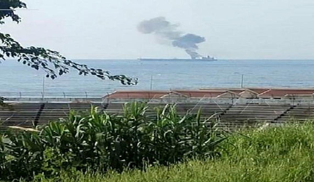 خبرفوری / حمله پهپادی به یک نفتکش ایرانی+جزئیات بیشتر