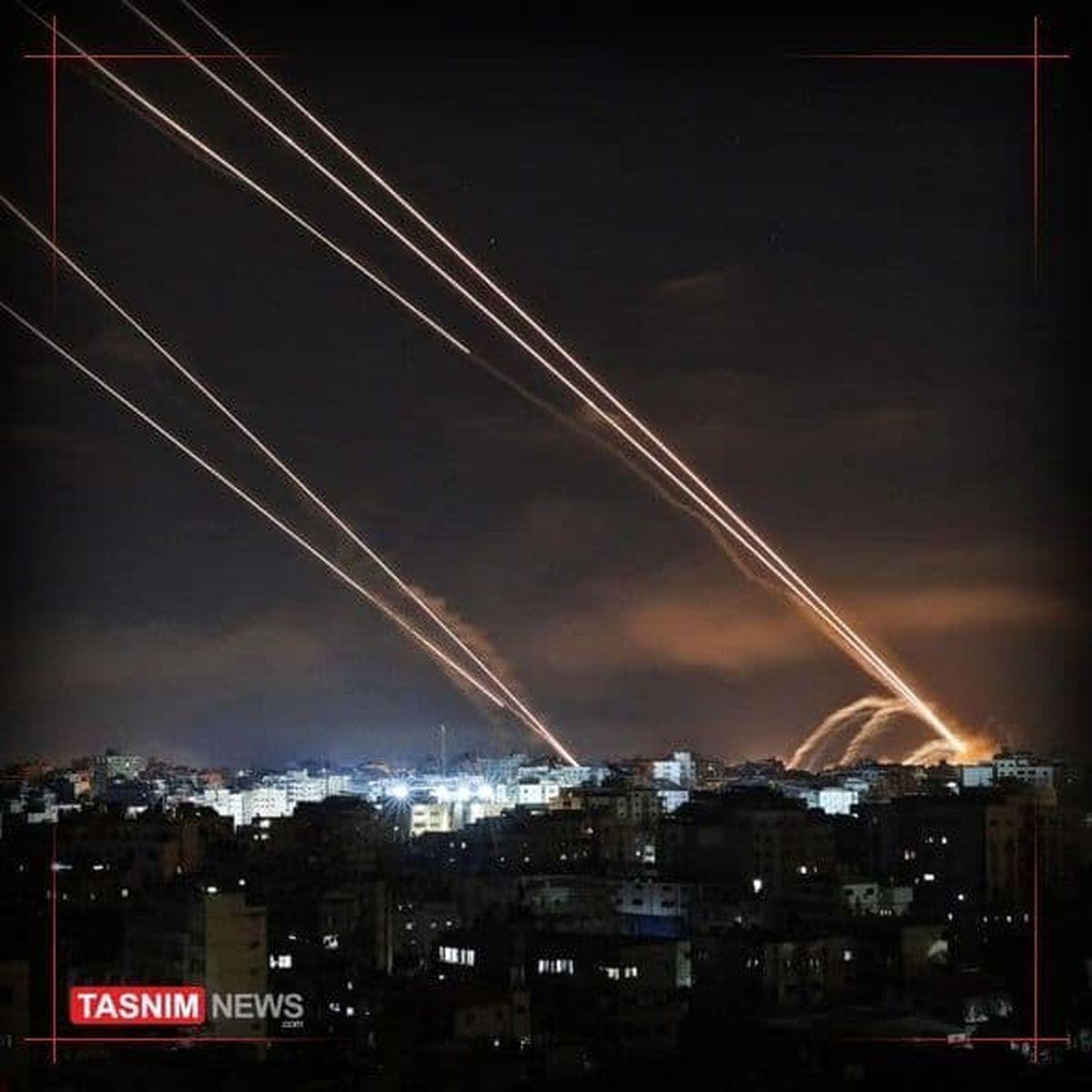 4 غیر نظامی در حمله اسرائیل کشته شدند