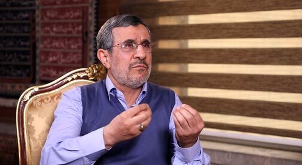 محمود احمدی نژاد از آشنایی با همسرش گفت+جزئیات مهم