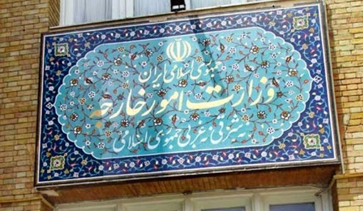 حضور سفیر عراق در تهران در وزارت خارجه درپی حوادث کربلا