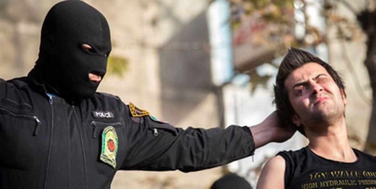 دستگیری باند خشنی که هدفشان زنان بودند