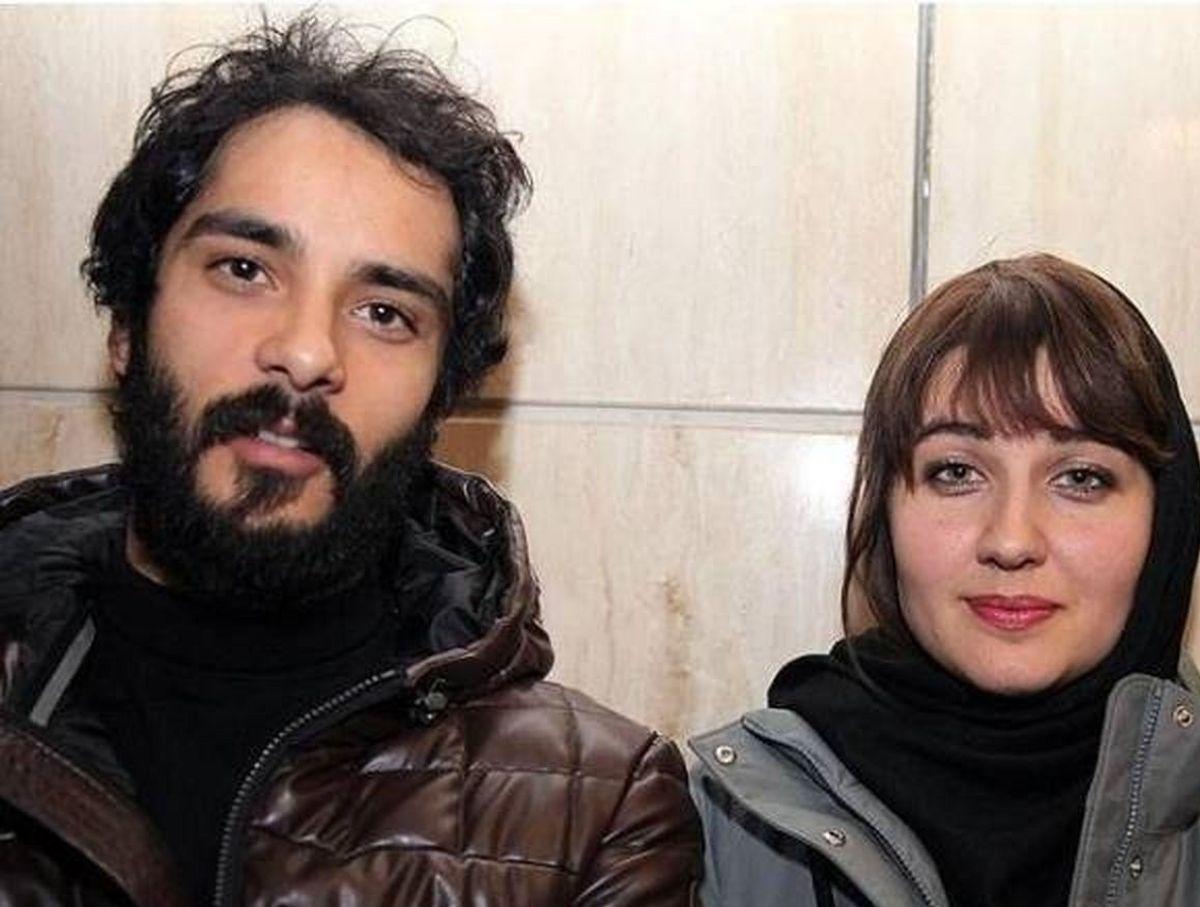 عکس جنجالی همسر ساعد سهیلی +عکس دیدنی