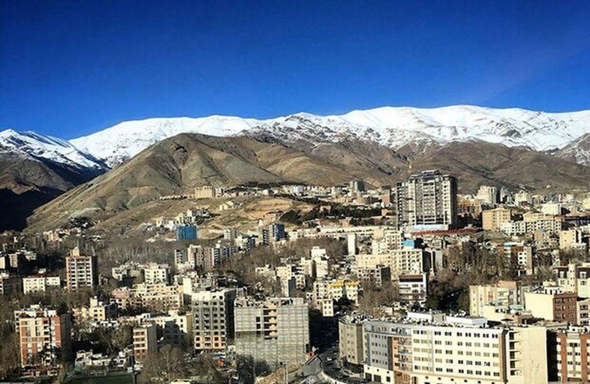 مظنه آپارتمانهای مرزداران تهران+ جدول