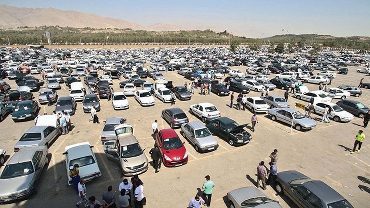 قیمت خودرو امروز 26 تیر 1400 چقدر شد؟