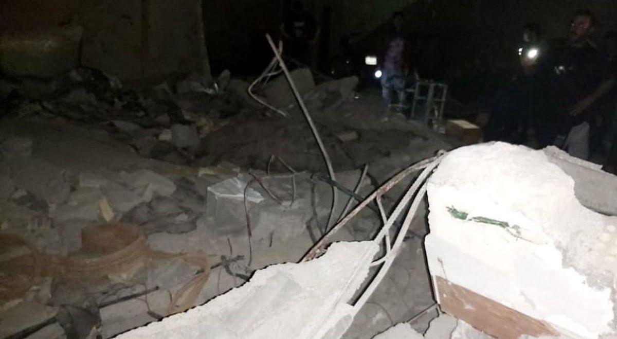 خبرفوری/انفجار وحشتناک در آبادان / یک کشته و 4 مصدوم