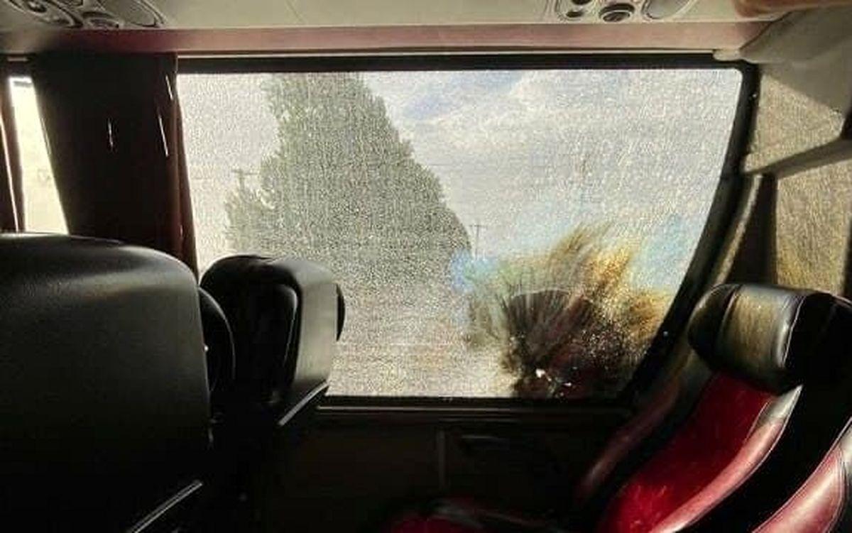 خبر فوری/ به اتوبوس پرسپولیس حمله شد+جزئیات بیشتر را بخوانید