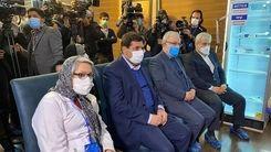 چه کسی اولین واکسن کرونای ایرانی را تزریق کرد؟ + عکس دیدنی