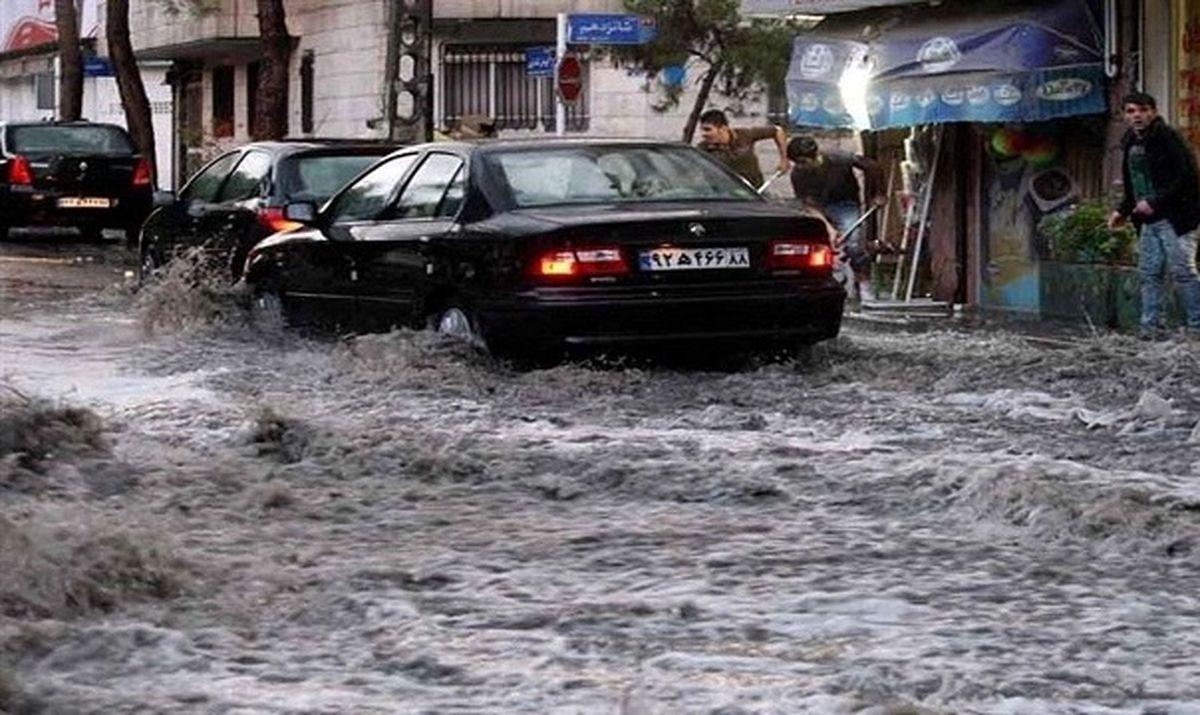 هشدار هواشناسی / امکان سیلاب ناگهانی در 8 استان دیده می شود