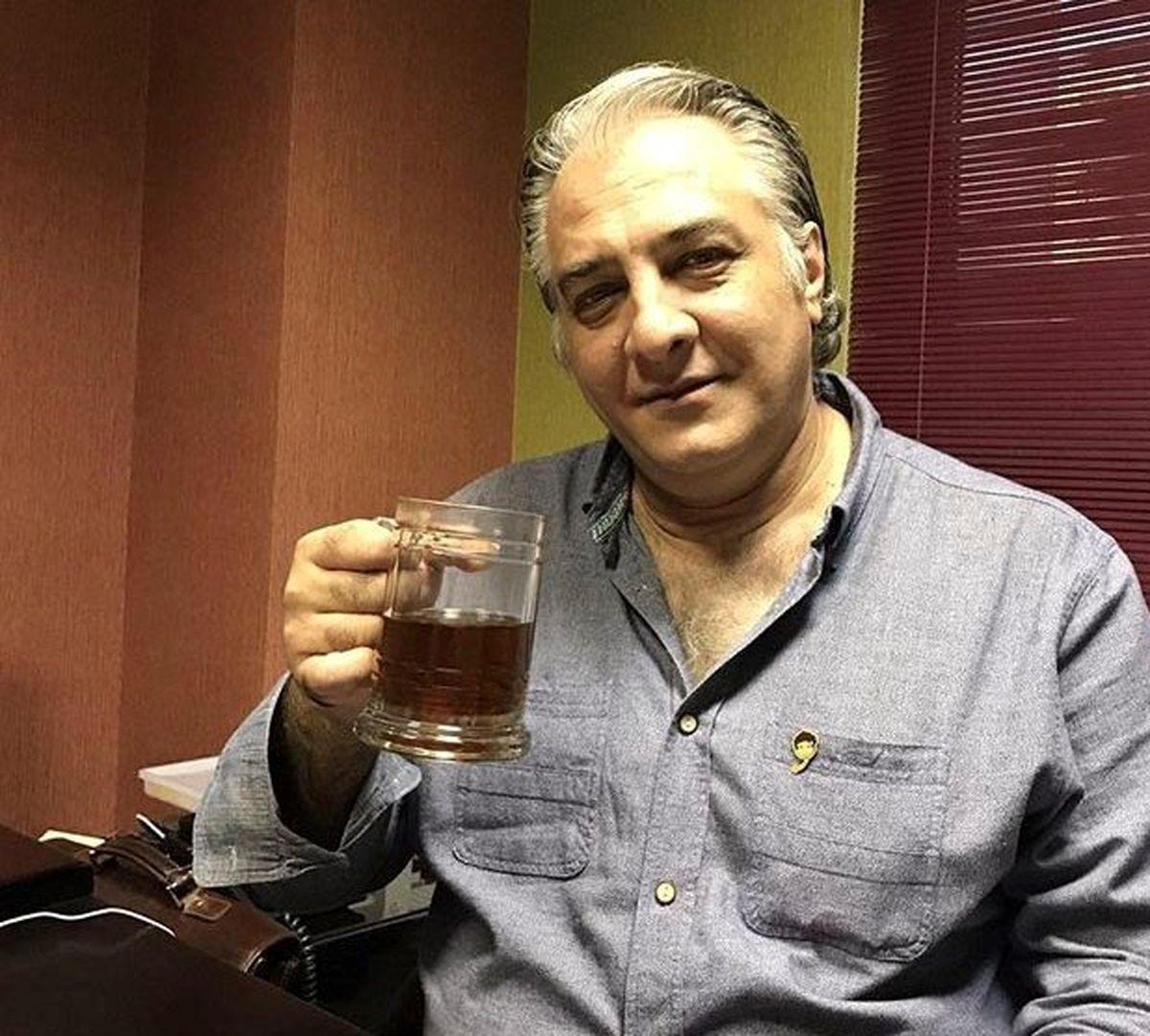 عاشقانه ایرج نوذری برای دخترش لو رفت+ عکس دیده نشده