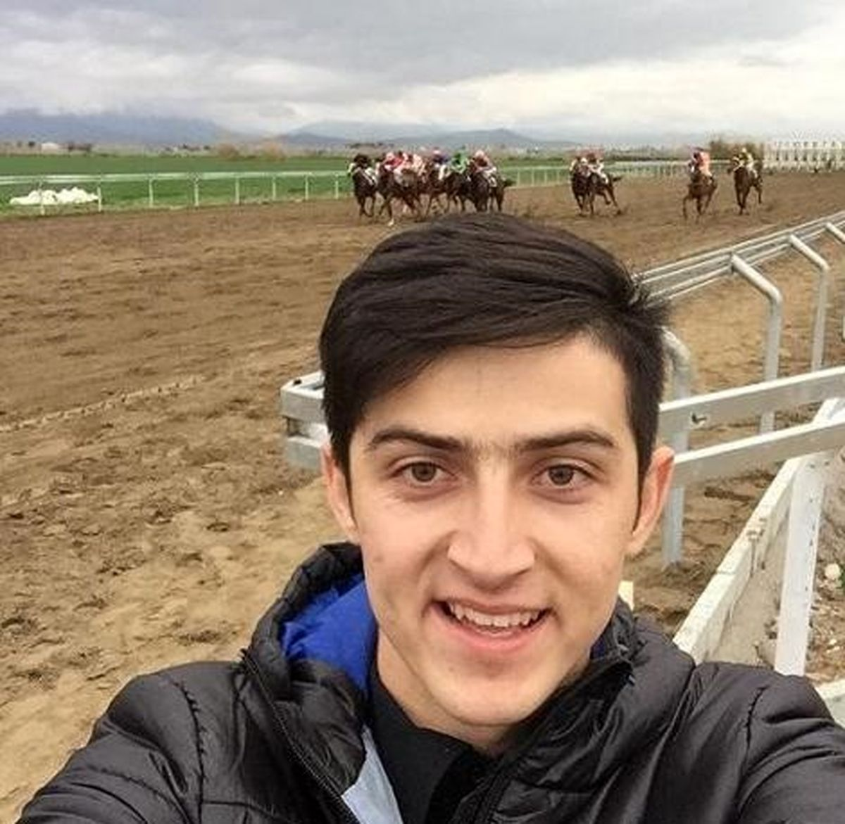 عکس دیده نشده از اسب 2 میلیاردی سردار آزمون