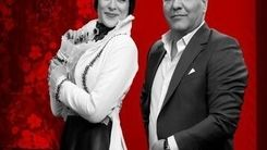 اولین دیدار جنجالی  چمچاره و نیوشا کالفا در سریال دراکولا+فیلم لو رفته