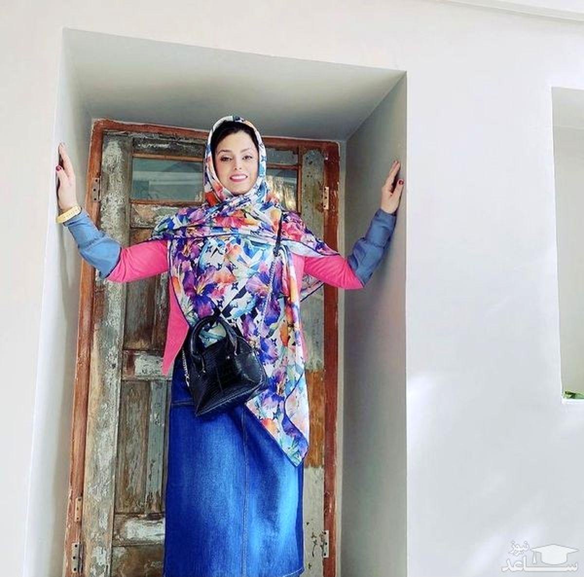 خداحافظی شوکه کننده صبا راد از خانه اش در ترکیه/چرا صبا راد به ایران برگشت +فیلم