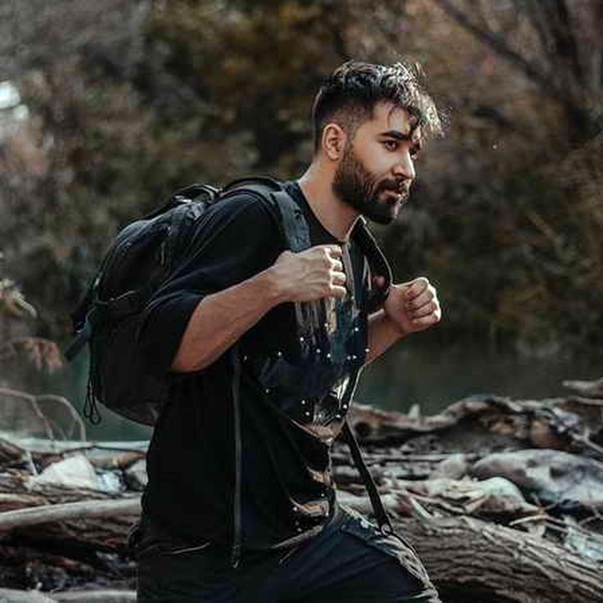 علی یاسینی خواننده معروف از ایران رفت