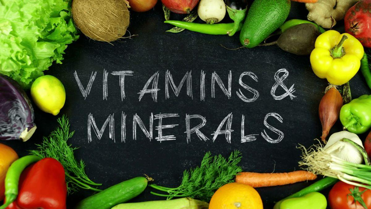 خواص ویتامین ها را بشناسید