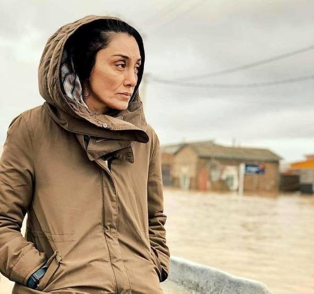 واکنش هدیه تهرانی به ازدواج همسر سابق اش غوغا به پا کرد