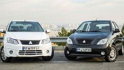 تیبا ۱۵۸میلیون شد/ خودروهای ارزان بازار چند شد؟