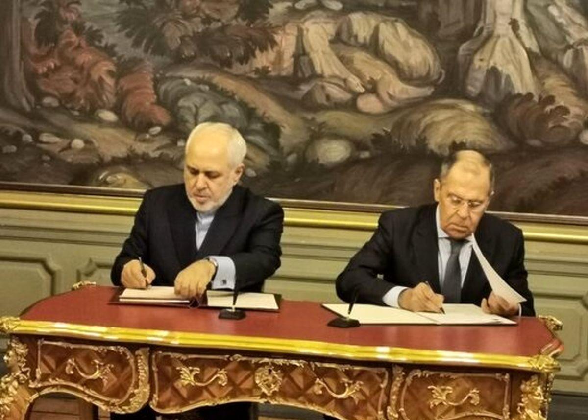توافق ایران و روسیه بر سر چه بود؟