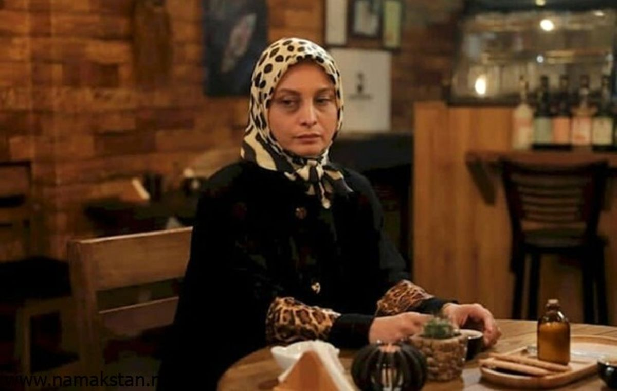 گریم عجیب و غریب مریم کاویانی سوژه شد+عکس