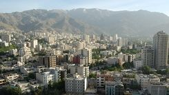 تهران شکافته شد | چاله عجیب وسط تهران چیست؟