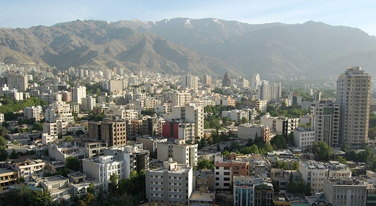 تهران شکافته شد   چاله عجیب وسط تهران چیست؟