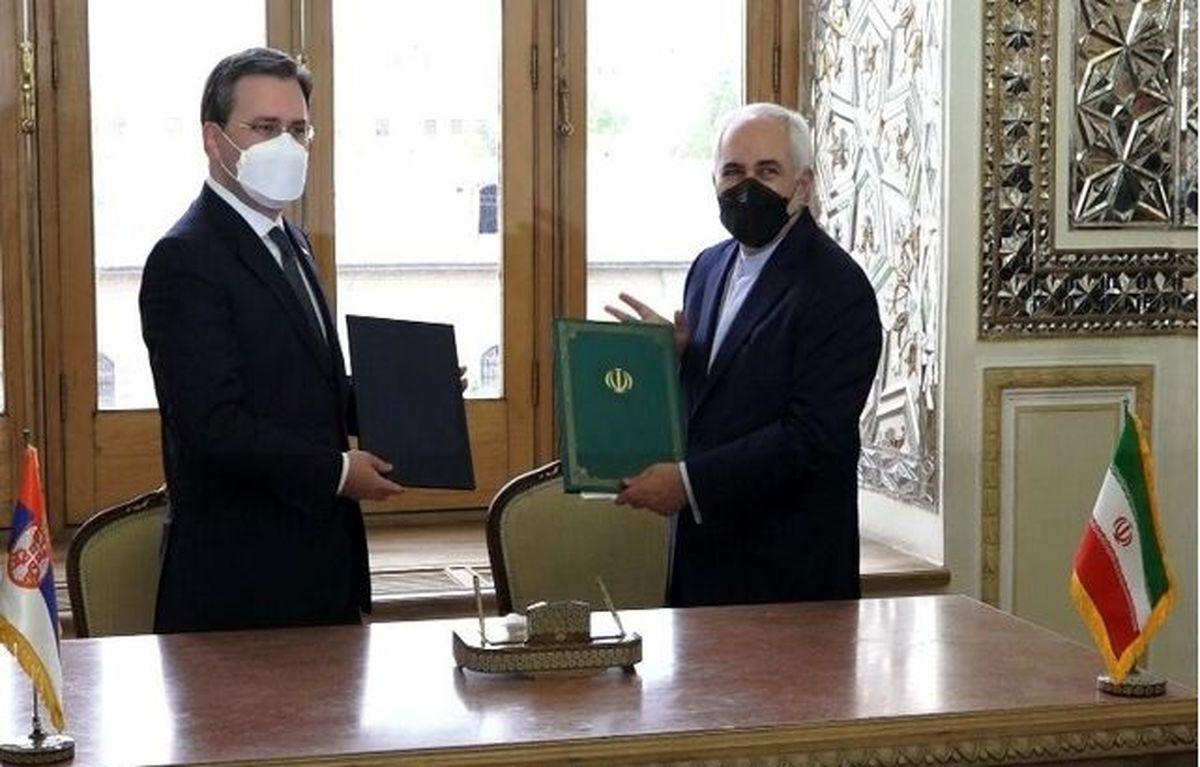 فوری /سند همکاری ایران و صربستان امضا شد+جزئیات بیشتر را بخوانید