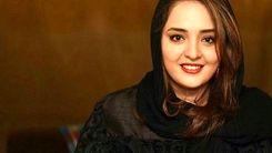 عکس لو رفته از مراسم عقد نرگس محمدی!+عکس دیده نشده