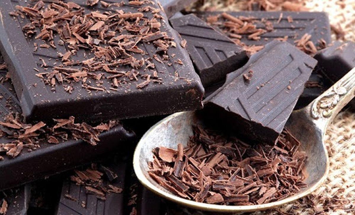 فواید عجیب  شکلات تلخ که تابحال نمیدانستید!