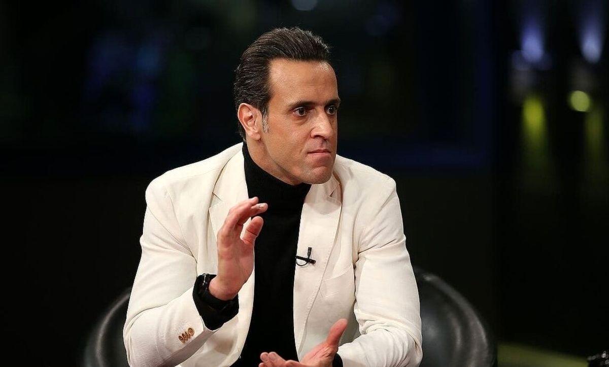 آرزوی خوش علی کریمی برای تیم ملی+تصاویر دیده نشده