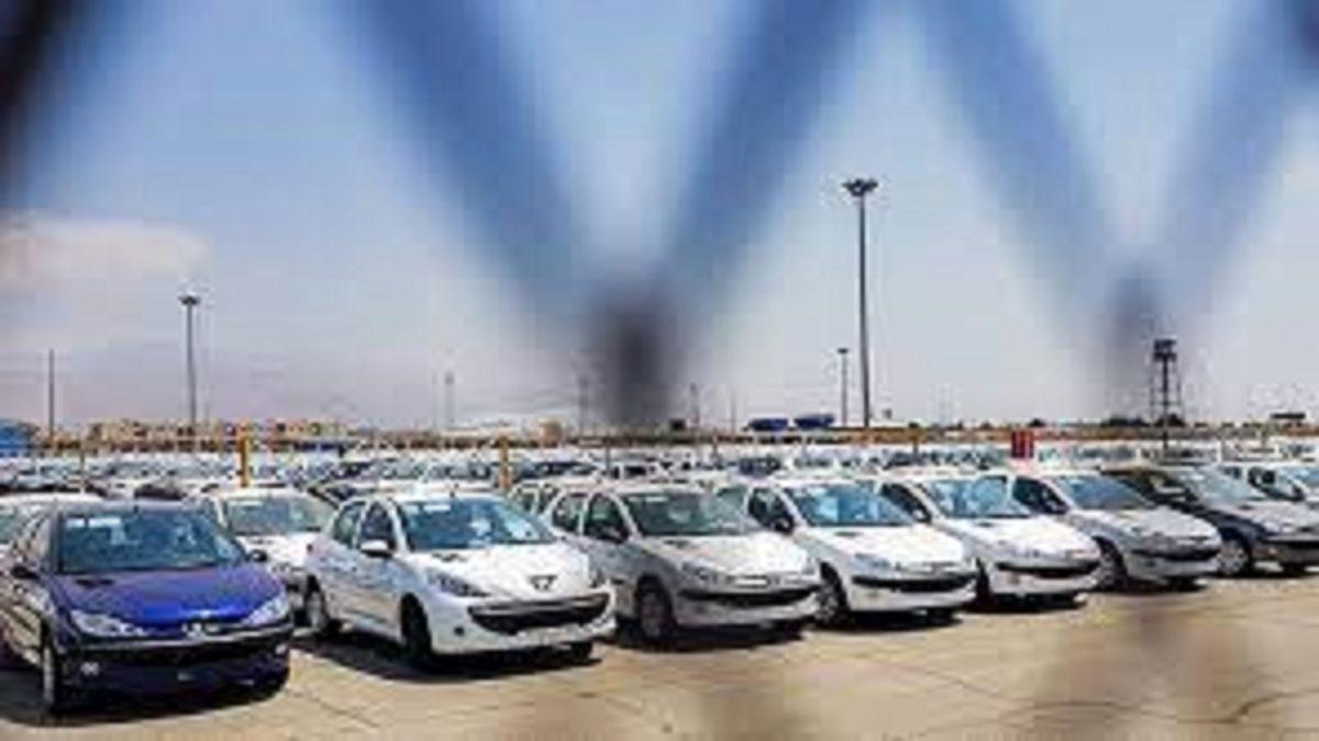 ریزش قیمت ها در بازار خودرو امروز  ۳۱ شهریور