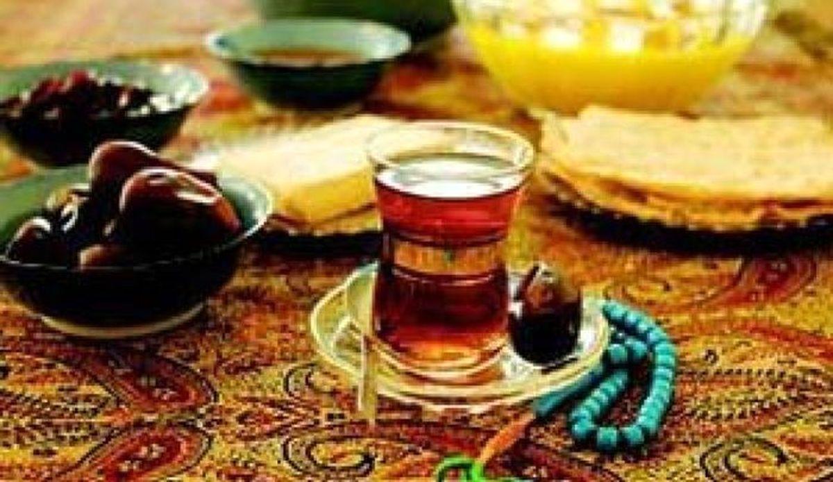 موادغذایی که در ماه رمضان باید بخوریم +جزئیات مهم