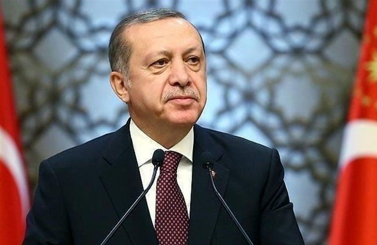 اردوغان در حال  بازی بسکتبال!؟ +فیلم