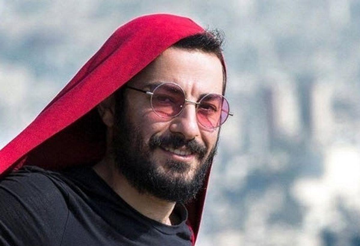 عکس نوید محمدزاده در زندان!+تصاویر دیده نشده