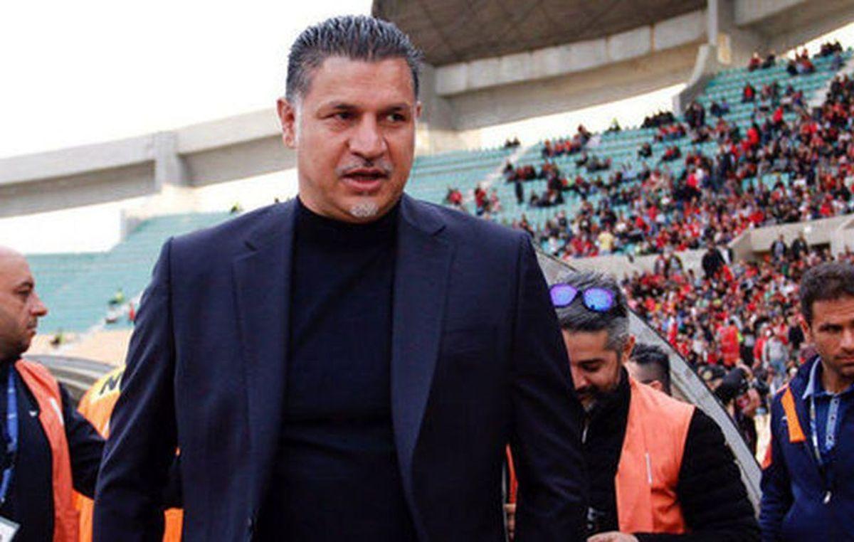 ستاره فوتبال ایران علی دایی از لیست بهترین بازیکن آسیا حذف شد