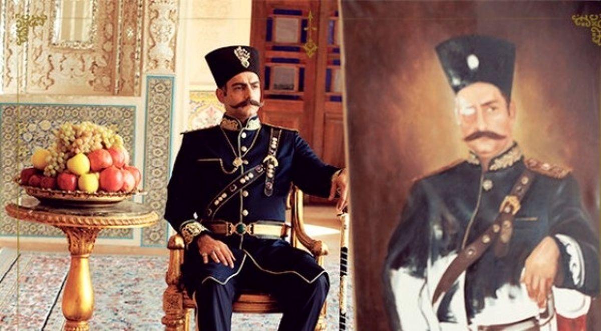 حامد کمیلی در سریال قبله عالم+ عکس دیده نشده
