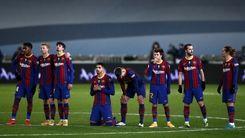 دعوای ناموسی بازیکنان بارسلونا بالا گرفت +جزئیات شوکه کننده