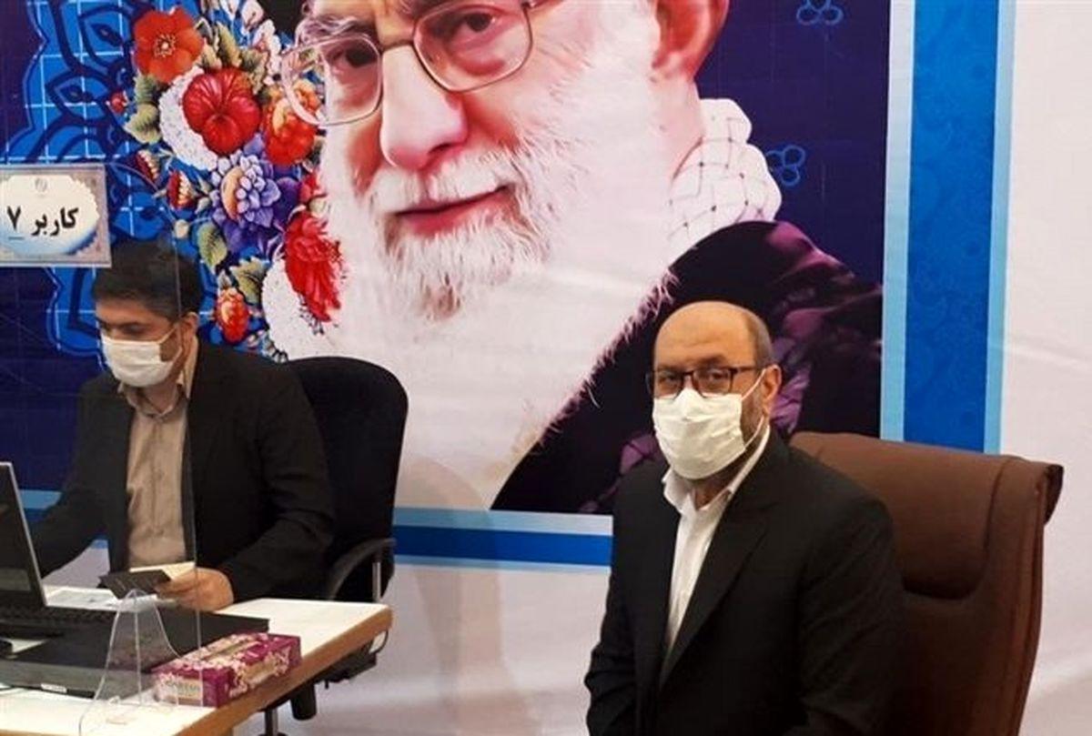 اظهارات سردار دهقان بعد از ثبت نام در انتخابات درباره برجام+جزئیات بیشتر